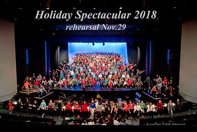 Holiday Spectacular 2018
