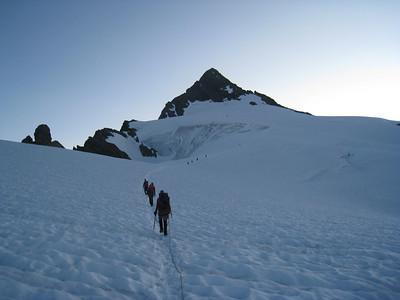 Shuksan - Sulphide Glacier July 18-19, 2009