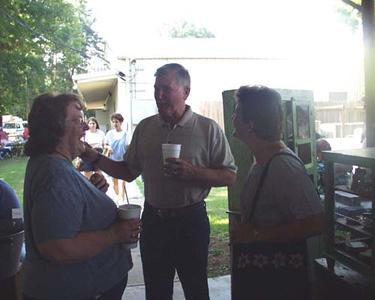 2001 Parish Activities