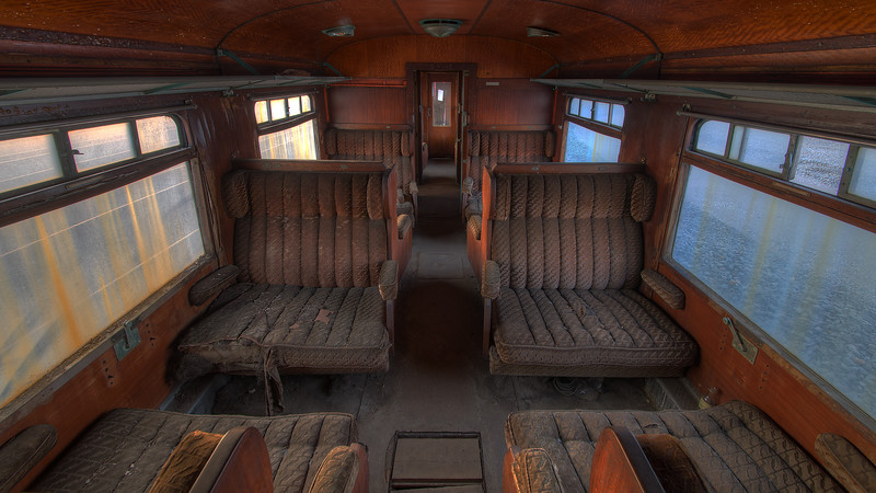 Urbex - Orient Express