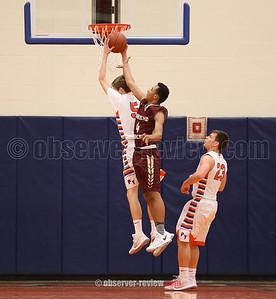 Penn Yan Basketball 2-24-18