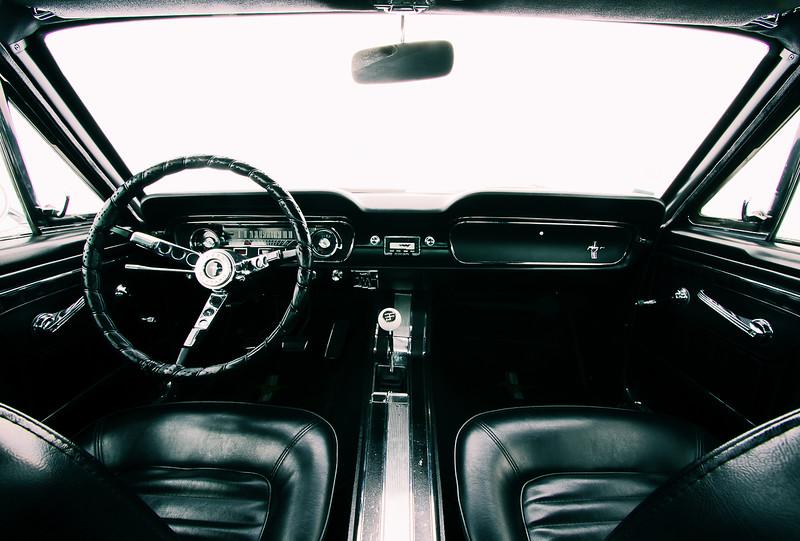 Mustang 1966 Dasboard. N°1/10