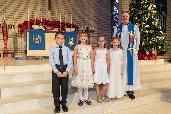 2018-12-02 First Communion