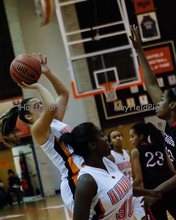 Girls Basketball Herndon 12/14/12