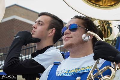 Limestone Marching Band 2015