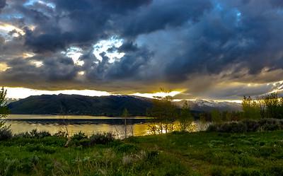 Pineview Reservoir, Huntsville, Utah