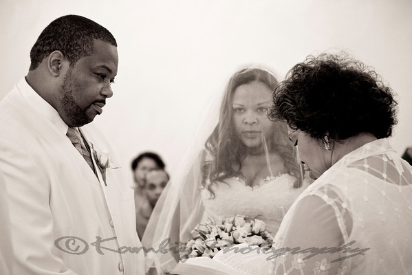 Tonya & Shawn - Wedding Ceremony - Album 1