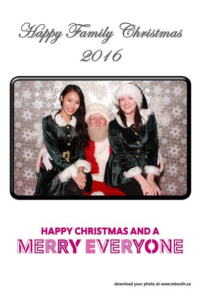 Holt Renfrew Calgary - Family Christmas Party 2016