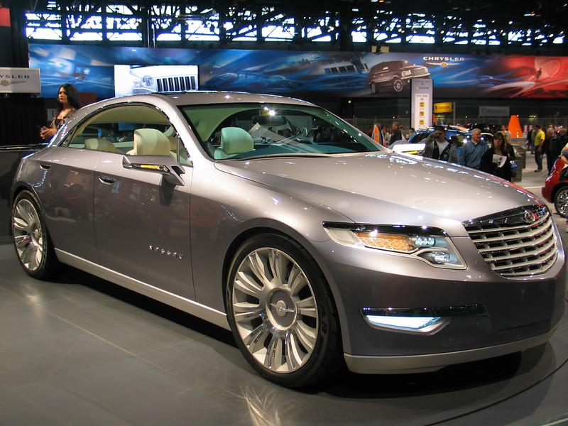Concept car: Chrysler Nassau