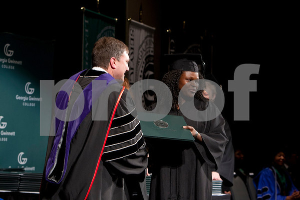 GGC Winter 2012 Grads Diploma