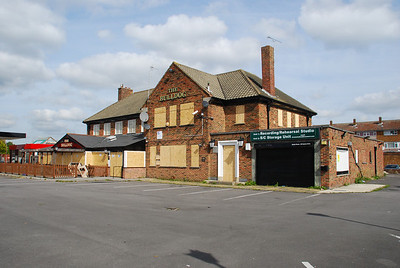The Bulldog Public House,Swindon 2011.