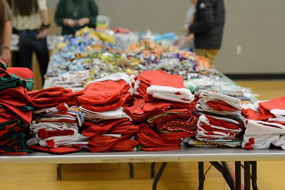 Stocking Stuffing for Troops