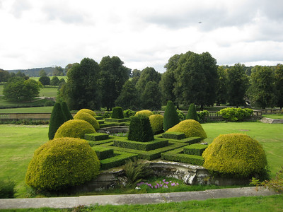Peak District - Chatsworth House