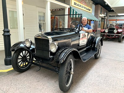 Sierras at 2019 Pebble Beach Concours & Harrah's Museum