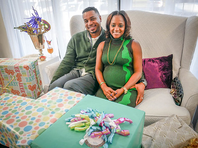 Nikel + Jasper Baby Shower