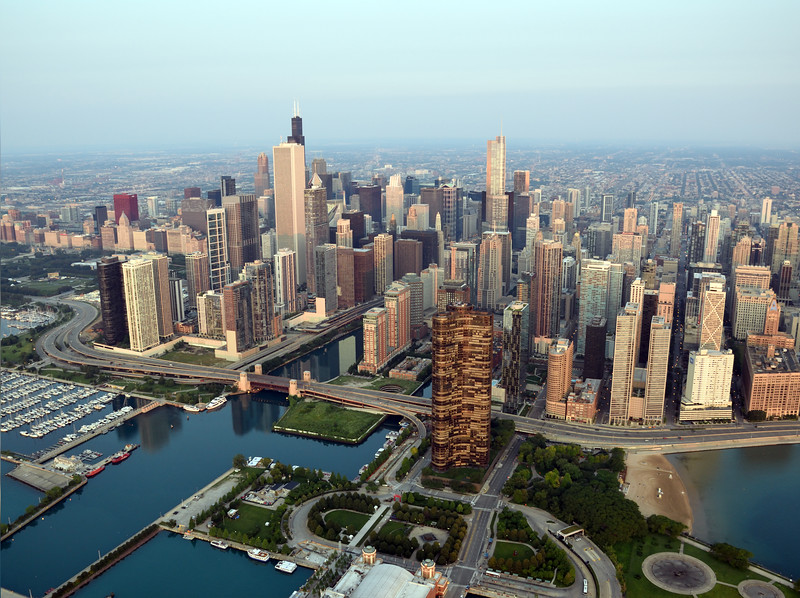 Navy pier from Helicopter-.jpg