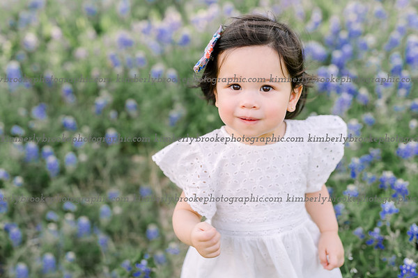 Christine Le Ruby Bluebonnets