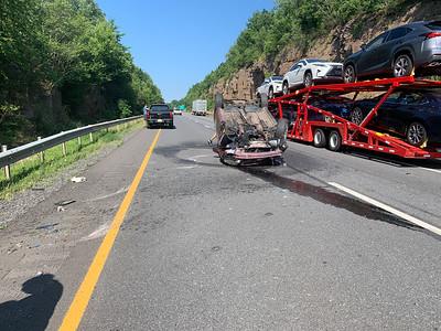 Interstate 80 Accident