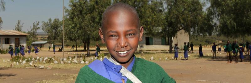 East Africa, Serengeti and Zanzibar - Klein's Camp AndBeyond School