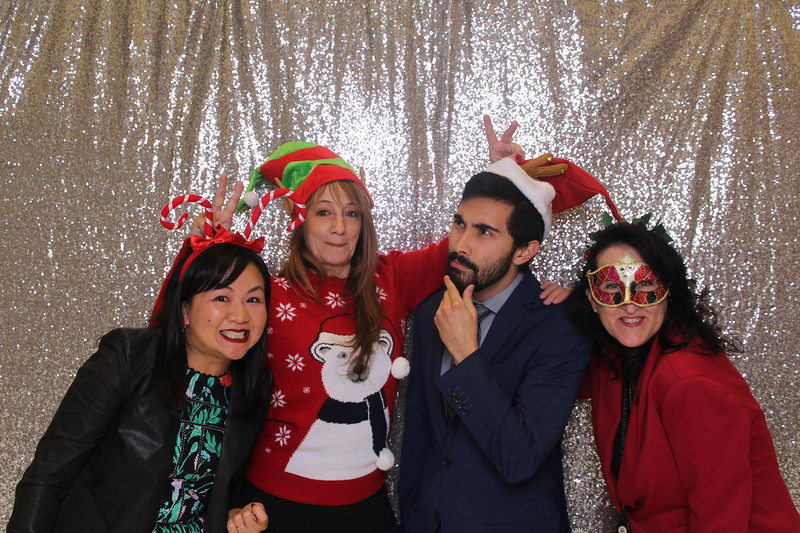 U.S. DISTRICT COURT HOLIDAY PARTY