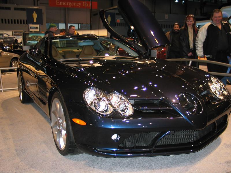 2006 Mercedes SLK350