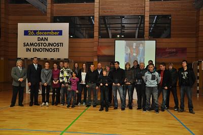 Dan samostojnosti in enotnosti, Ivančna Gorica, 26. december 2010