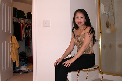 2002-01-20 Trang in Coin Tank Top