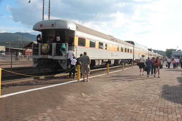 8.07.13 Grand Canyon Railway
