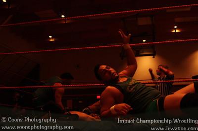 ICW 9/29/12 - Notorious Inc vs The SAT vs Azrieal & Bandido Jr