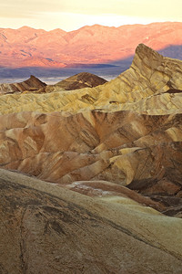 Zabriskie Point-Death Valley