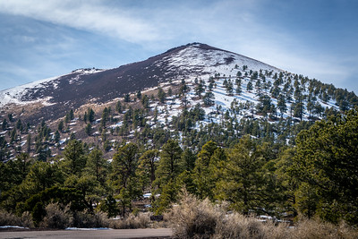 Sunset Crater Volcano National Monument  2020