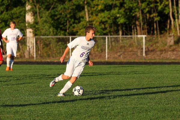 Boys Soccer vs. Bloomingdale - 9/30/15 - KCHS