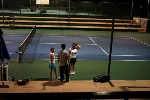 Movers and Shakers Tennis Club