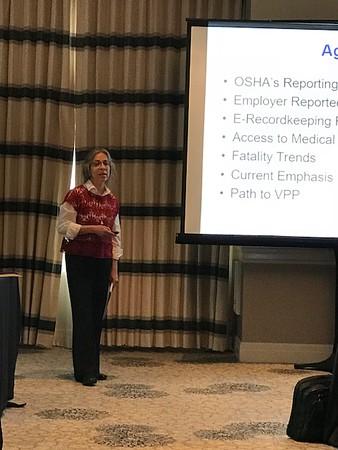 HR & Safety Meeting - June 2018