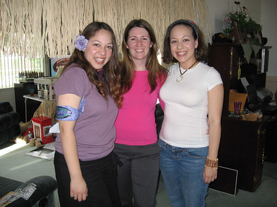 Kelly's Survival Bridal Shower (March 2006)