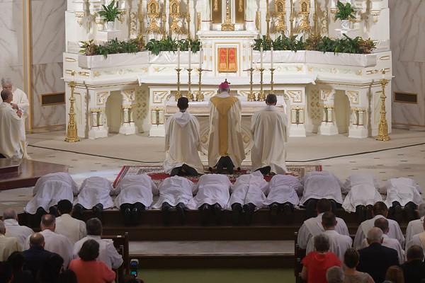 Permanent Deacon Ordination