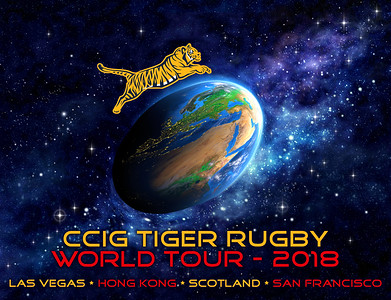 CCIG TIGER World Tour 2018