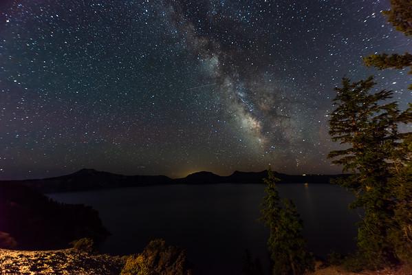 Milky Way 2015 Oregon