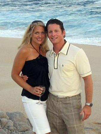 Mr. & Mrs. Brian Hanlon - Nov. 5 2005