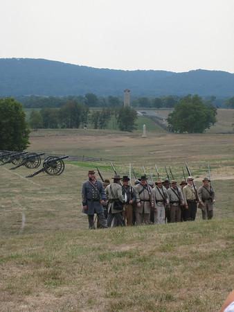 Gettysburg and Antietam 2010