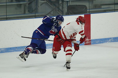 SLRHS Laker Boys Hockey vs Quincy HS - Jan 27
