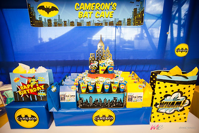 Cameron's 6th Bday