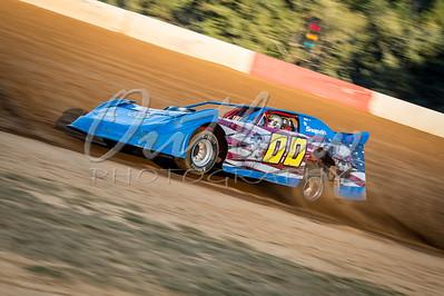 Dirt Oval - September 13, 2014
