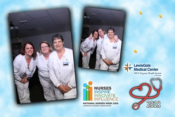 Lewis Gale Nurses Week 2018