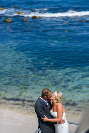 Sherilyn and Grant (Elopement Photography) @ Old Monterey Inn & Lover's Point, Monterey, California
