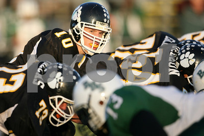 11/7/2009 - Playoffs - Brentwood @ Northport, Northport HS, Northport, NY