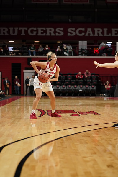 Rutgers Defeats Marshall 66-41