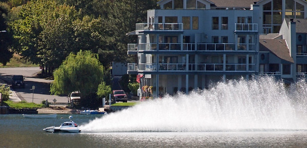 Lake Chelan 2013 Hydroplane Races