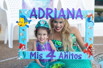 Adriana's Mermaid Birthday
