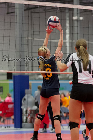 2013 Kane County Juniors Volleyball 16 & 17 Gold